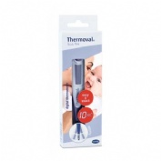 TERMOMETRO DIGITAL THERMOVAL RAPID MEDICION