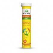Aquilea vitamina c +zinc comp efervescentes (14 comp)