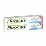 Fluocaril junior 6-12 años gel (2 x 75 ml bubble)