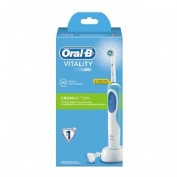 Cepillo dental electrico recargable - oral b vitality cross action