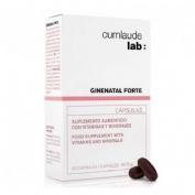 Cumlaude lab: ginenatal forte (30 caps)