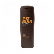 Piz buin allergy fps - 15 proteccion media - locion (200 ml)