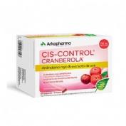 Cranberola ciscontrol arandano americano arko (140 mg 120 caps)