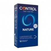 Control adapta nature - preservativos (12 u)