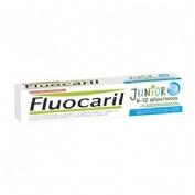 Fluocaril junior 6-12 años gel (75 ml bubble)